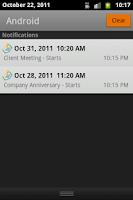 Screenshot of Star Event Manager