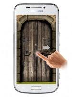 Screenshot of Old door ScreenLock