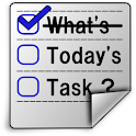 What's Today's Task ? icon