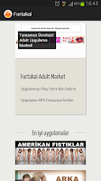 Screenshot of Fortakal Büyüklere Özel Market