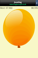 Screenshot of Blow Up Balloon