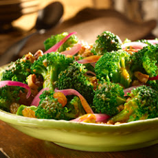 Holiday Broccoli Saute