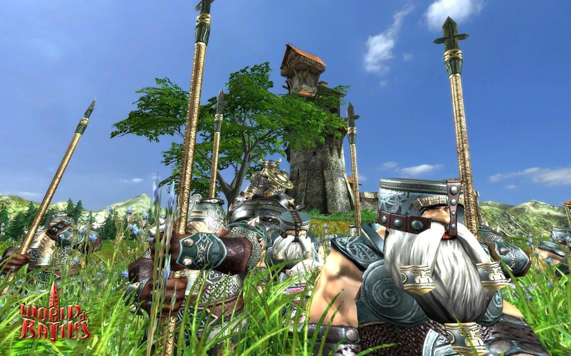 World of Battles - Troops