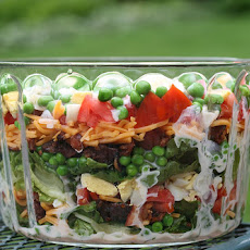 Mexican Seven Layer Salad