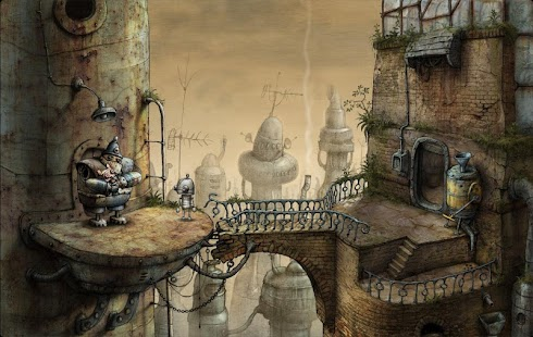 Machinarium APK for Bluestacks