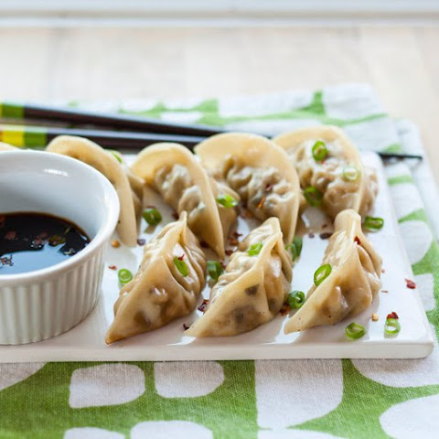 How to Make Asian Dumplings from Scratch