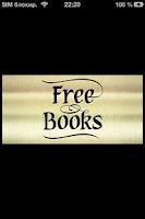Screenshot of Kobo Free Books