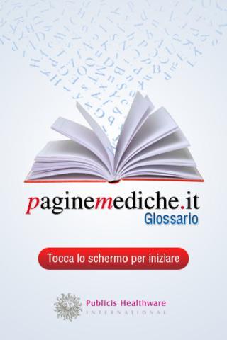 Glossario Paginemediche.it