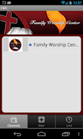Screenshot of Family Worship Center