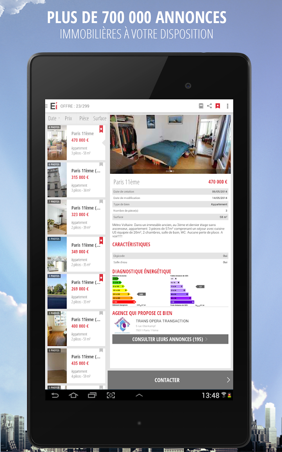 Explorimmo – Immobilier Screenshot 10