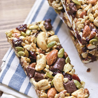 Chocolate Cherry Cashew Homemade Kind Bars