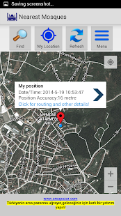 Nearest Mosques - screenshot