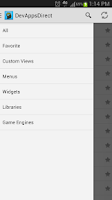 Screenshot of DevAppsDirect - Demo Market