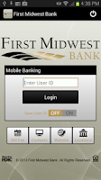 Screenshot of FMB Dexter Mobile Banking