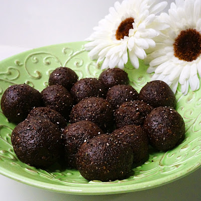 Energizing Protein Balls