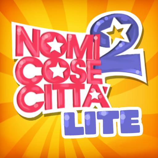 Nomi Cose Città 2 ONLINE Lite LOGO-APP點子