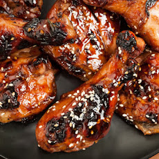 Sweet Soy-Glazed BBQ Chicken Recipe