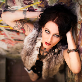 Tattoo model by Dionne Swart - People Fashion ( fashion, life, tattoo, grafiti, mode )