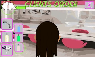 Screenshot of A-List Girl♥Spa & Beauty Salon