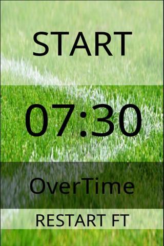 Friday Soccer Timer - Lite