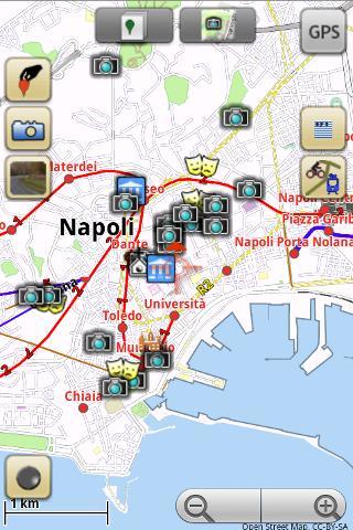 City Guide Naples-Napoli