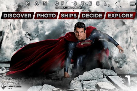 Man of Steel Experience Canada - screenshot