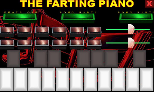 The Farting Piano