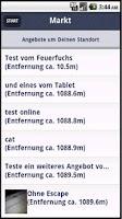 Screenshot of Flohm.net - Flohmarkt