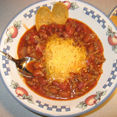 Just  Good Chili