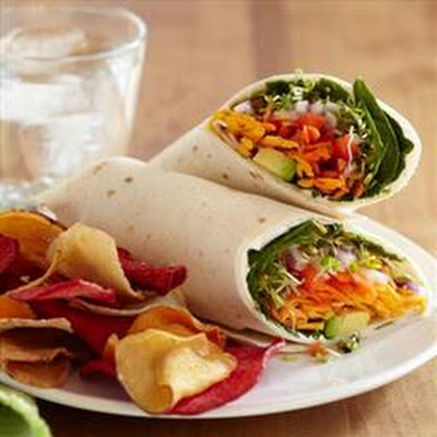 California Veggie Wrap