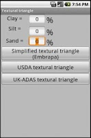 Screenshot of Textural Triangle