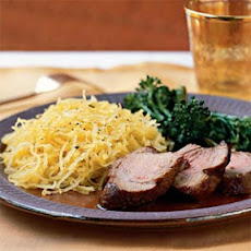 Korean-Style Pork Tenderloin