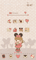 Screenshot of somee mini dodol theme
