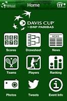 Screenshot of Davis Cup
