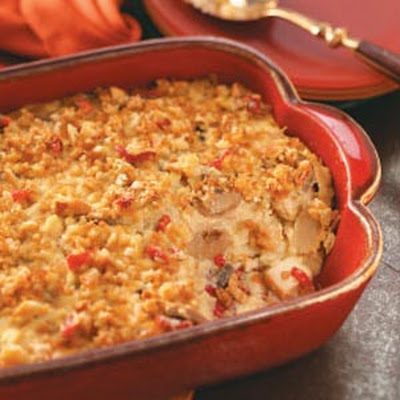 Overnight Chicken Casserole