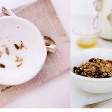 Granola with Pepitas & Dried Fruit