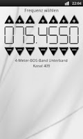 Screenshot of BOS frequency calculator