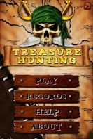 Screenshot of Treasure Hunting