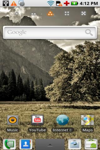 For 2.2+ Tag Home Launcher