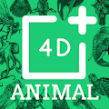 App Animal 4D+ APK for Kindle