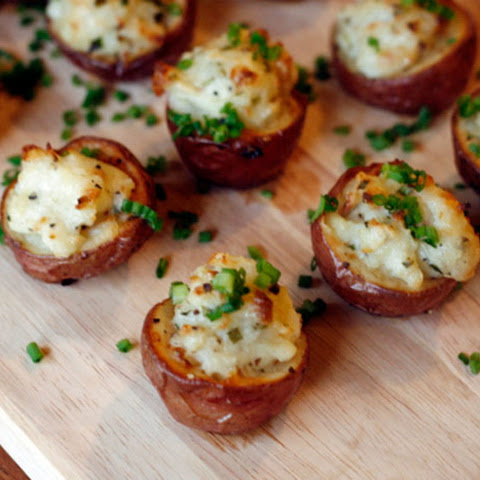 Twice-Baked Potato Bites