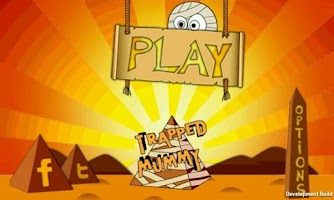 Screenshot of Trapped Mummy Free