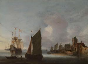 RIJKS: Hendrick van Anthonissen: painting 1656