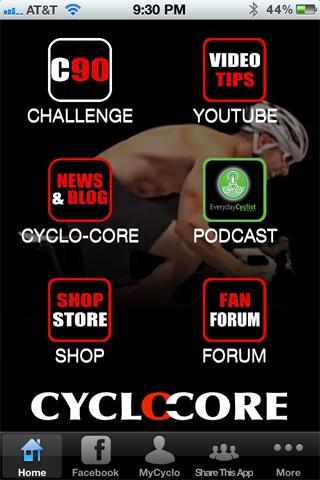 【免費健康App】iCyclo-APP點子