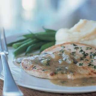 Turkey Breast Cutlets With Gravy Recipes