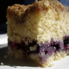 Very Berry Coffee Cake