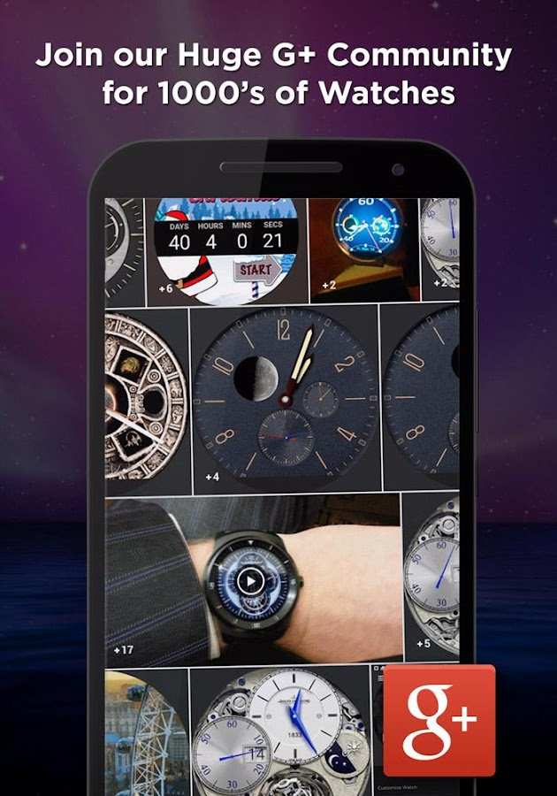 WatchMaker Premium Watch Face Screenshot 7