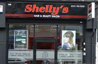 Hair Colour at Shelly's Hair and Beauty Birmingham