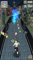 Screenshot of Dungeon Raider: Infinite Run