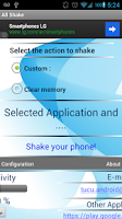 Screenshot of Shake Music FREE